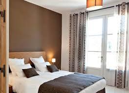 chambre marron innovant chambre en beige et marron id es de design rideaux in