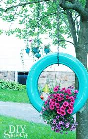 best 25 tire planters ideas on tire planters