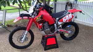 used motocross bikes for sale ebay honda xr650r youtube