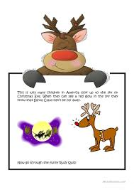 the real story about rudolph the red nosed reindeer worksheet