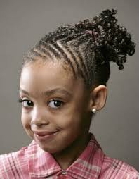 cute easy hairstyles for black children hairstyles for daugthers