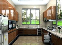 Lacquer Cabinet Doors Low Cabinet Great Mandatory Custom U Shape High Gloss Lacquer