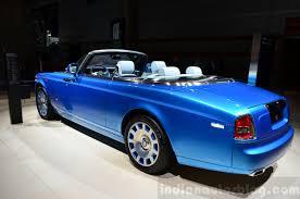 rolls royce phantom rear rolls royce phantom drophead coupe waterspeed collection rear