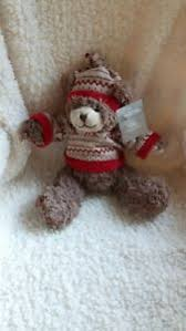 Baby S First Christmas Bauble Ebay by Babys First Christmas Bear Ebay