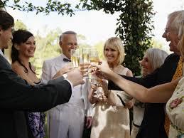 a wedding reception timeline