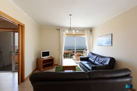 sea view living room 2 bedroom apartment with wide sea view