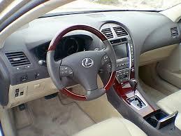 lexus 2007 es 350 tirekicking today 2007 lexus es 350