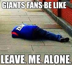 Giants Cowboys Meme - giants fans depressed meme