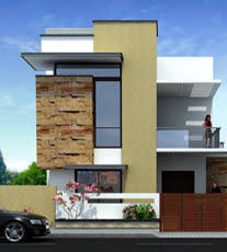 two storey building construction of a single storey residential building in tambaram