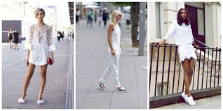 all white casual casual white looks the fashion tag