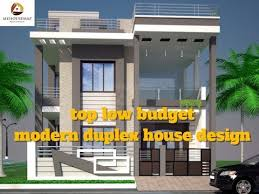 home design for 2017 top low budget modern duplex house design best indian home