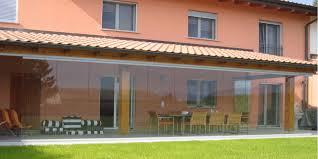 veranda a libro vendita vetrate panoramiche scorrevoli per verande dehor pergole