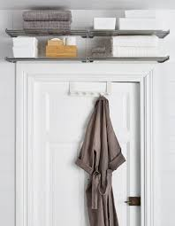 6 places to add shelving for more storage in a small bathroom