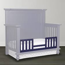 Bassett Convertible Crib by Toddler Crib Kit Cottage Style