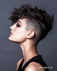 the 25 best short mohawk hairstyles ideas on pinterest mohawk