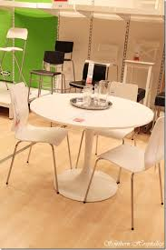 small round dining table ikea four bits of wood dining tables imported japanese white oak round