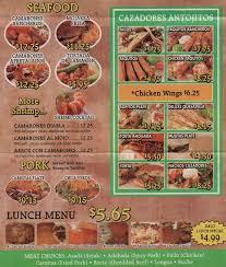 island kitchen bremerton taqueria los cazadores menu menu for taqueria los cazadores