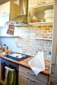 brick tile kitchen backsplash tile backsplash brick wall kitchen large size of interior brick