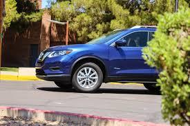 Nissan Rogue Hybrid - more blue than green 2017 nissan rogue hybrid awd six speed blog