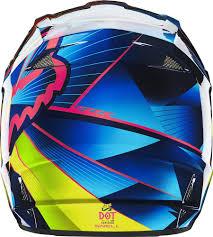 fox v1 motocross helmet fox racing limited edition v1 radeon helmet