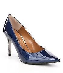 wedding shoes navy blue women s bridal wedding shoes dillards