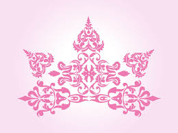 vector flower ornament vector graphics freevector