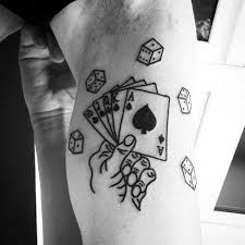 the good the bad u2026 and the downright ugly of poker tattoos pokertube