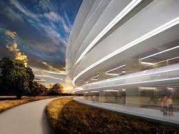 New Apple Headquarters Apple Spaceship Campus Photos Business Insider