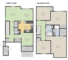 floor plans for lovely 11 plans for houses free elegant floor plan great house 2