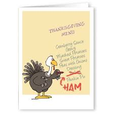 humorous thanksgiving pictures amazon com thanksgiving card variety pack 18 funny