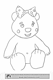children pudsey bear coloring toby u0027s children