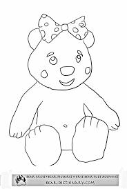 children pudsey bear coloring toby u0027s children