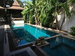 chambre piscine villa de 1 chambre et piscine prives a chalong iris