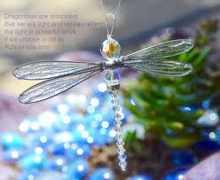 unique dragonfly gifts swarovski dragonfly sun catcher inspirational dragonfly