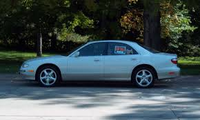is mazda japanese curbside classic 2000 mazda millenia s u2013 identity crisis