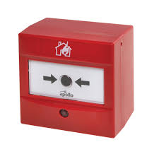 sa5900 908apo intelligent manual call point red