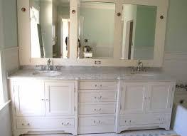 mirror cupboard bathroom bathroom bathroom vanity unit and sink double sink bathroom