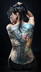 tree tattoos tatting and