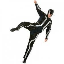 Tron Halloween Costumes Ez El Wire Tron Costume Size Halloween Costumes