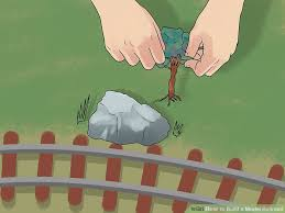 Plans To Build A Wooden Toy Train by How To Build A Model Railroad 13 Steps With Pictures Wikihow