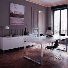 chambre gris et aubergine einfach mur aubergine salle de bain et blanc vtpie chambre dans