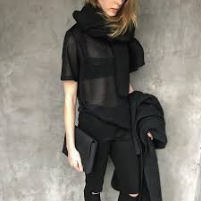 all black casual all black ideas for and