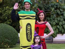 look vicki belo hayden kho and scarlet snow belo dress up as