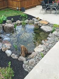 Water Feature Ideas For Small Backyards Backyard Fish Pond Waterfall Koi Water Garden Waterscapes Water