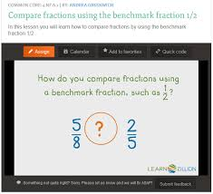 teaching 4 nf a 2 u2013 compare two fractions with different