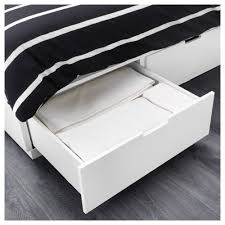 ikea storage ottoman nordli bed frame with storage queen ikea