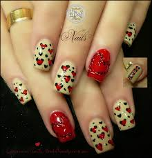 imagenes uñas para decorar 17 adorable nail art ideas for valentine s day style motivation
