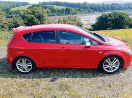 seat leon 2 0 tdi cr fr 170bhp 2009 finance this car for 29 50 a