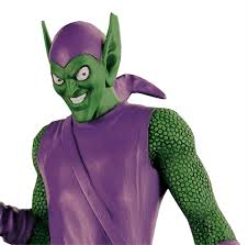 green goblin classic marvel figurine marvel classic collection