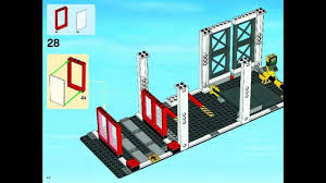 Plan Toys Parking Garage Instructions by Lego City Instructions For 4207 City Garage 2012 Youtube
